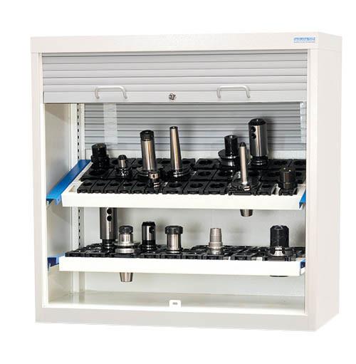 CNC-Rollladen-Aufsatzschrank B 1000 x T 500 x H 1000 mm