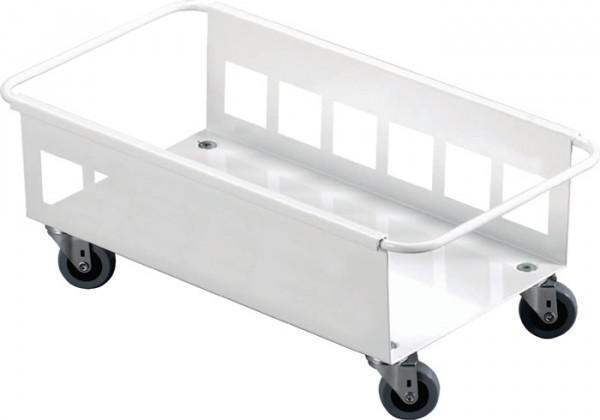 Fahrgestell für Wertstoffsammler