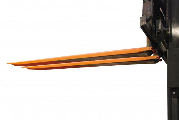 Gabelzinkenverlängerung offen für Zinkenquerschnitt 100 x 40 mm