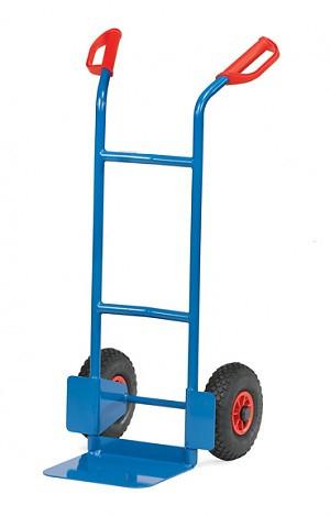 Stahlrohrkarre Schaufel 250 x 320 mm Tragkraft 200 kg