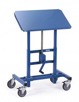 Materialständer 3285 Tragkraft 250 kg höhenverstellbar und neigbar
