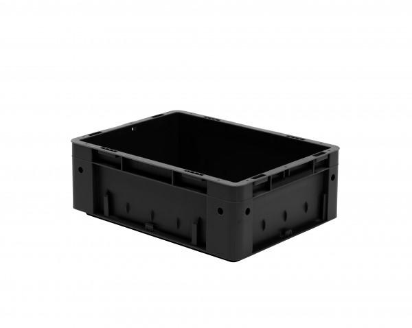 Schwerlast-Transport-Stapelkasten, leitfähig, L 400 x B 300 x H 145 mm