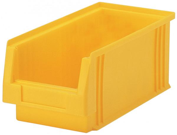 Sichtlagerkasten gelb L 290/265 x B 150 x H 125 mm aus PP
