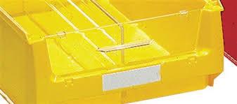 Frontscheibe glasklar für Sichtlagerkästen MK