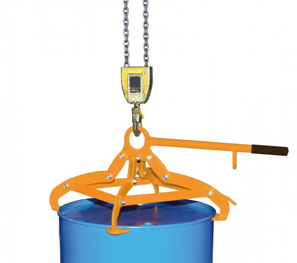 Fassgreifer Typ 4P für 200 l / 220 l Fässer