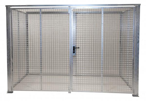 Gasflaschen- Container Typ GFC-M5-DF