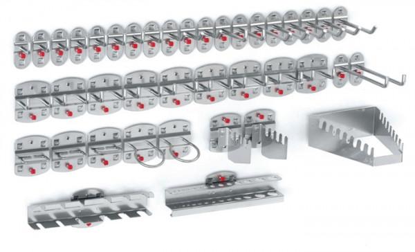 Werkzeughalter-Sortiment, 40-teilig