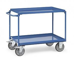 Tischwagen 4820 mit 2 Wannen