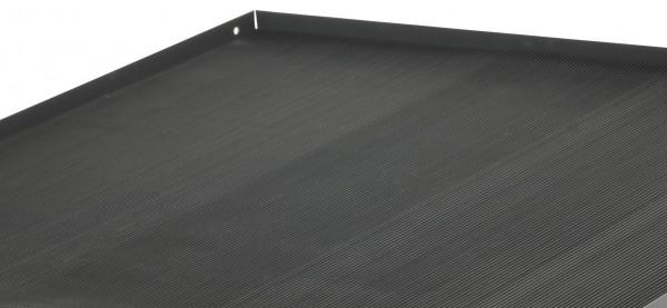 Riffelgummi- Auflage für Schubladenschränke B 600 x T 575 mm