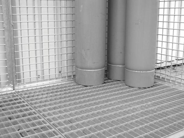 Gitterrostboden für Typ GFC-M3