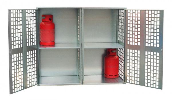 Gasflaschen- Depot Typ GFD-L 2