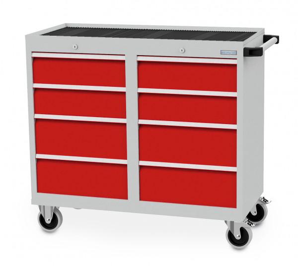 Mobiler Schubladenschrank mit 8 Schubladen