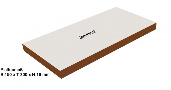 MDF- Werkzeugplatten B 150 x T 300 x H 19 mm einzeln