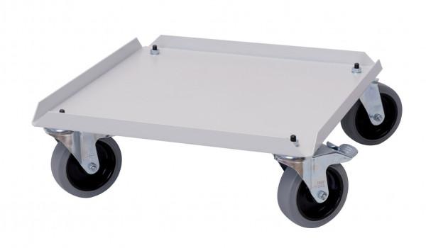Rolluntersatz für Flügeltürenschrank