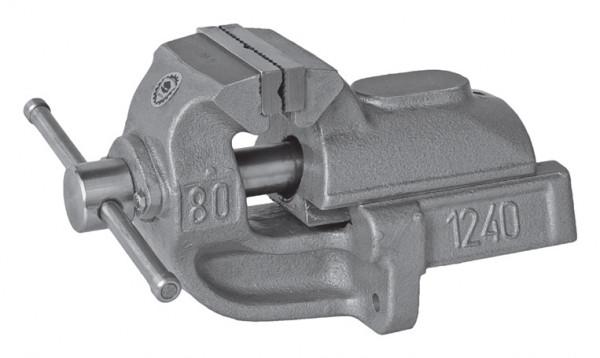 Werkbankschraubstock Bison Typ 1240-125L