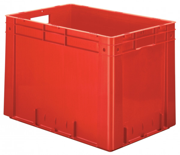 Schwerlast-Transport-Stapelkasten L 600 x B 400 x H 420 mm