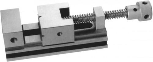 Schleifschraubstock mit Gewindespindel 50 mm