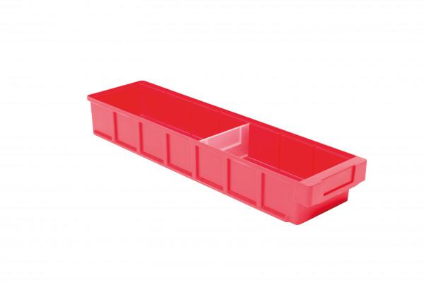 Kleinteilebox L 600 x B 152 x H 83 mm aus PP