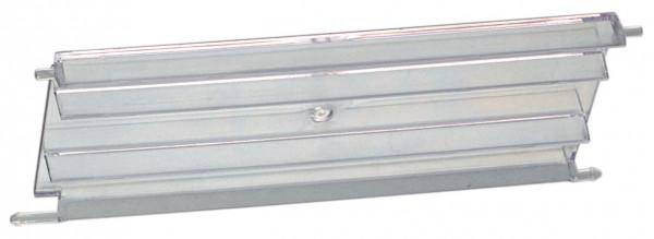 Sichtscheiben transparent für Sichtlagerkästen VTK 400/210