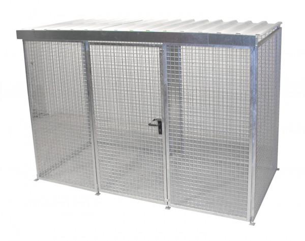 Gasflaschen- Container Typ GFC-M4/D
