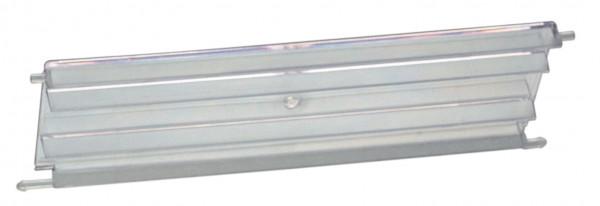 Sichtscheiben transparent für Sichtlagerkästen VTK 600/210