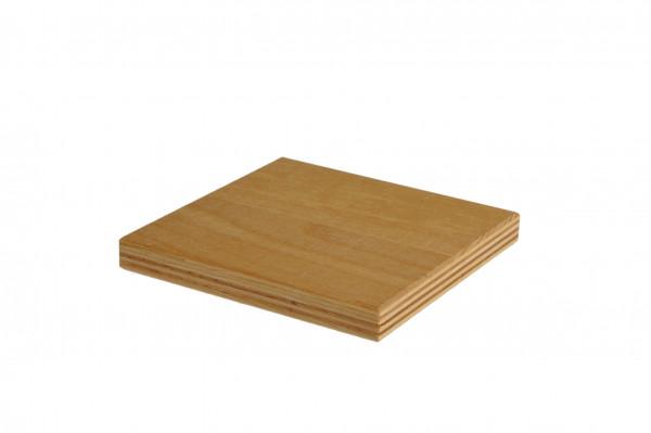 Abdeckplatte für Schubladenschränke B 600 x T 575 mm