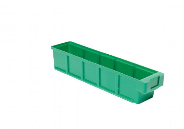 Kleinteilebox L 400 x B 93 x H 83 mm aus PP