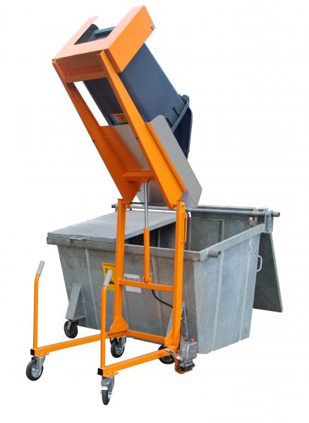 Mülltonnen- Kippstation Typ MKS-F