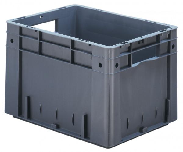 Schwerlast-Transport-Stapelkasten L 400 x B 300 x H 270 mm