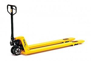 Gabelhubwagen Tragkraft 1000 kg - Überlange Ausführung