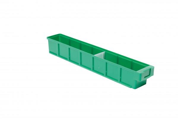 Kleinteilebox L 600 x B 93 x H 83 mm aus PP