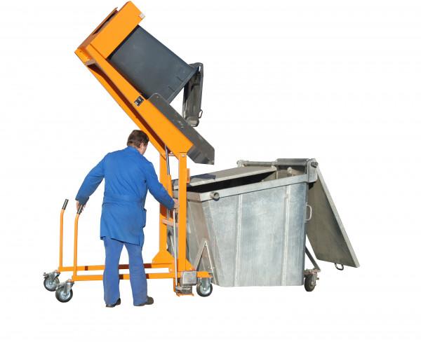 Mülltonnen- Kippstation Typ MKS-H
