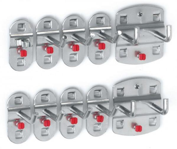 Werkzeughalter-Sortiment, 10-teilig