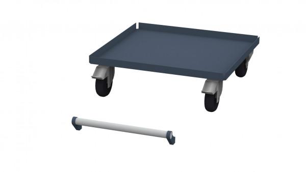 Mobil- Zusatz für Schubladenschränke B 900 x T 575 mm