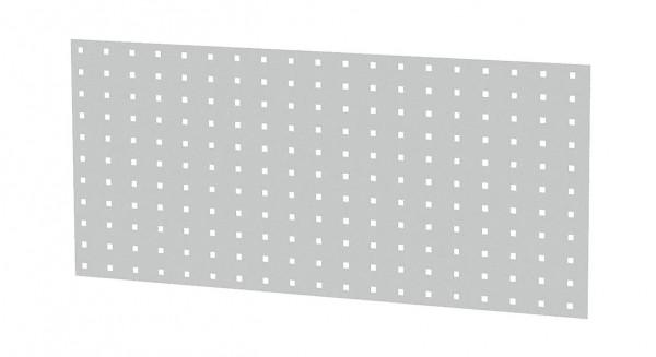 Lochplatte B 1000 x H 450 mm für mobile Werkbänke B 1250 mm