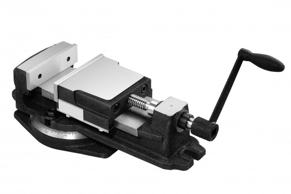 Fräsmaschinenschraubstock MSK 200 mit Drehplatte