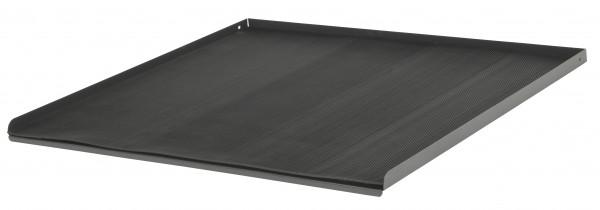 Metall- Abrollrand 3-seitig für Schubladenschränke B 700 x T 575 mm
