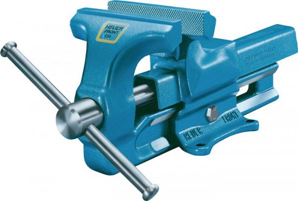 Schraubstock HEUER Front 120 mm