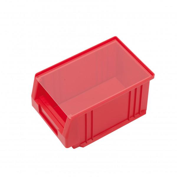 Staubdeckel transparent für Sichtlagerkästen Serie PLK 3