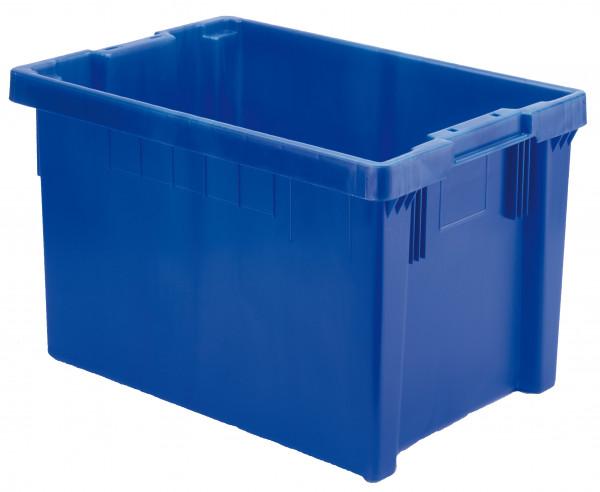 Drehstapelbehälter L 600 x B 400 x H 350 mm aus PP Inhalt ca. 65 Liter