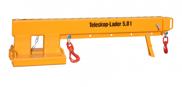 Teleskop-Lader starre Ausführung Typ KT 2,5