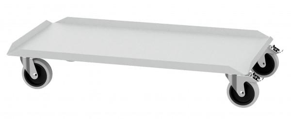 Rolluntersatz H 150 mm für Flügeltürenschrank Typ 110