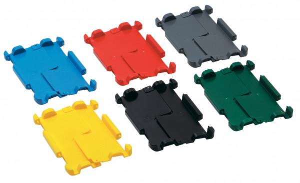 Klappdeckel farbig L 600 x B 400 mm für Kästen VTK 600