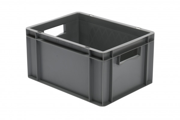 Transport-Stapelkasten L 400 x B 300 x H 210 mm aus PP