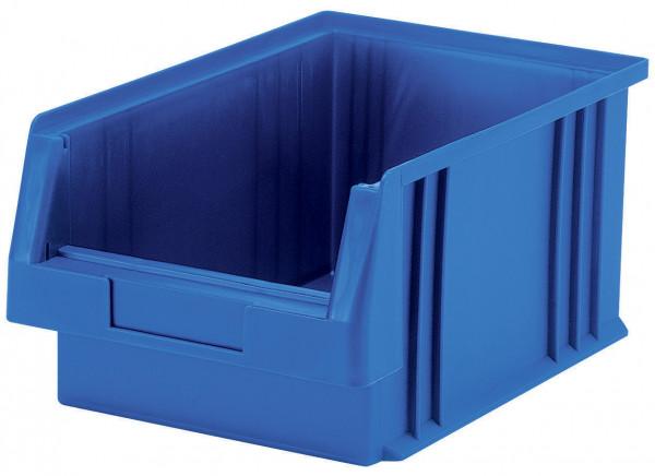 Sichtlagerkasten blau L 330/301 x B 213 x H 150 mm aus PP