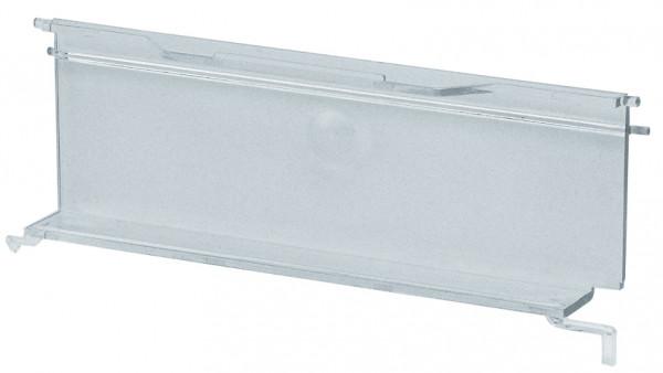 Sichtklappen transparent für Sichtlagerkästen Serie PLK 2