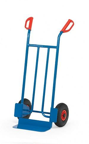 Stahlrohrkarre Schaufel 150 x 400 mm Tragkraft 250 kg