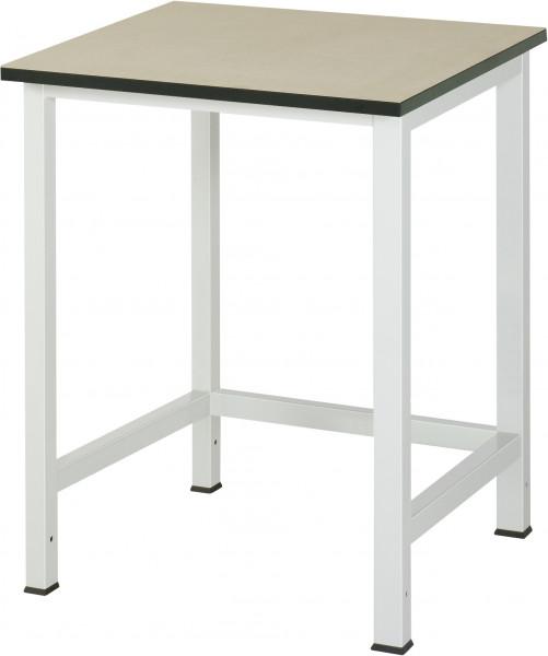 Werktisch B 750 x T 800 x H 825 mm mit MDF-Platte