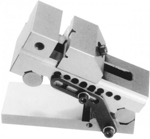 Sinus-Schraubstock mit Schnellverstellung 63 mm