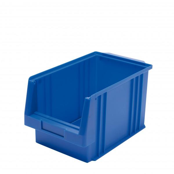 Sichtlagerkasten blau L 330/297 x B 213 x H 200 mm aus PP